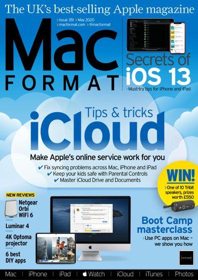 MacFormat digital cover