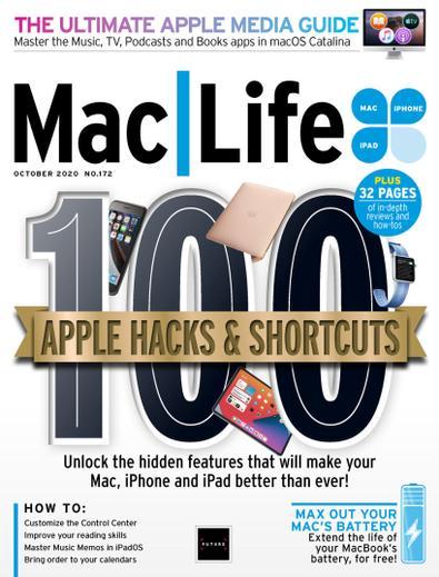 MacLife digital cover