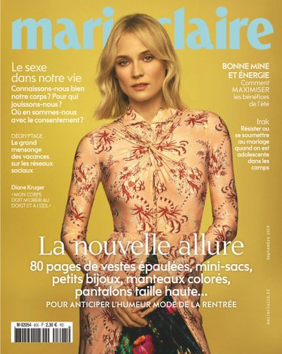 Marie Claire - France digital cover