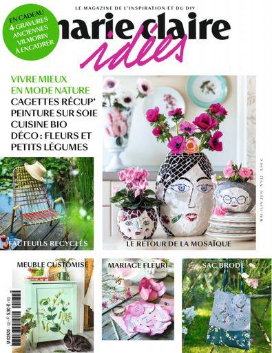 Marie Claire Idées digital cover