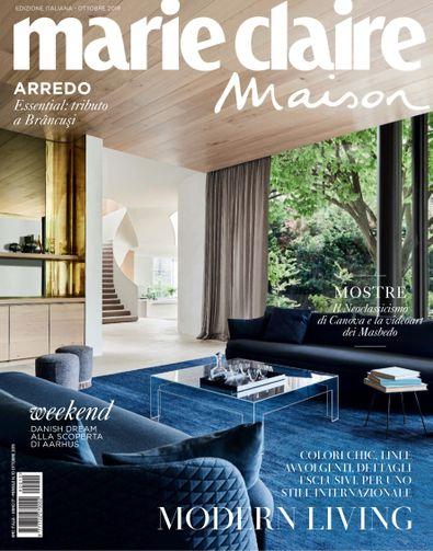 Marie Claire Maison Italia digital cover