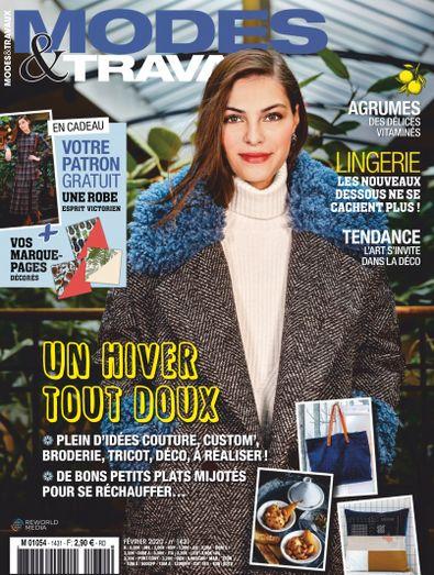 Modes & Travaux digital cover