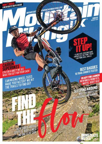 Mountain Biking UK digital cover