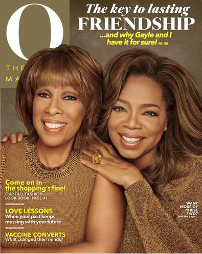 O, The Oprah Magazine digital cover
