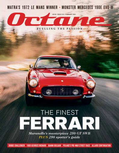 Octane digital cover