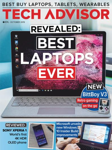 PC Advisor digital cover