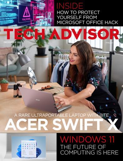 PC Advisor digital cover