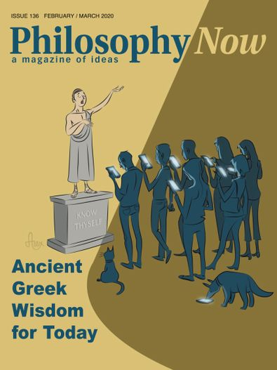Philosophy Now digital cover