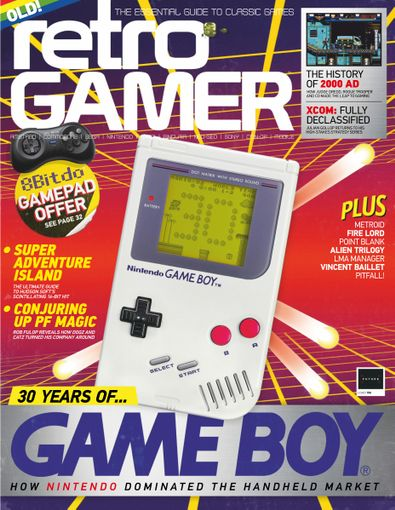 Retro Gamer digital subscription