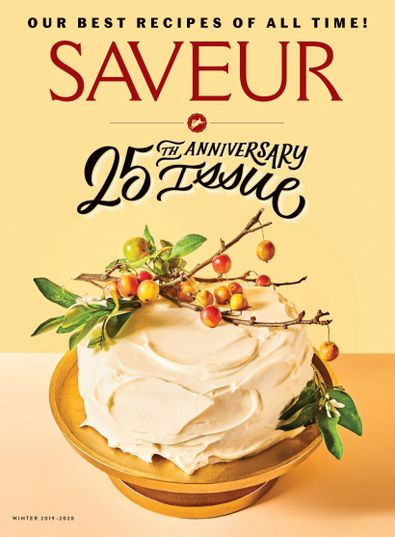 Saveur digital cover