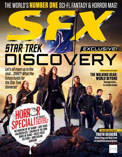 SFX digital cover