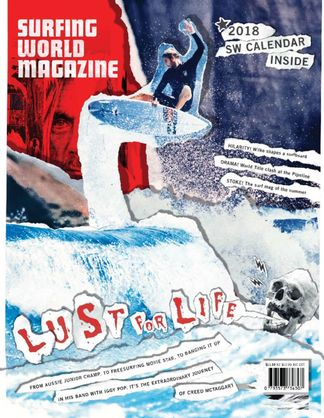 Surfing World Magazine digital cover