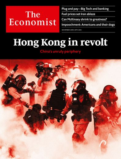 The Economist - Asia Edition digital cover