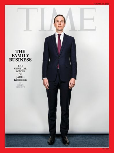 Time digital cover
