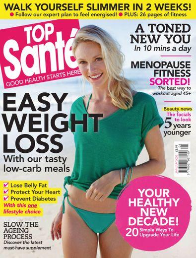 Top Sante digital cover