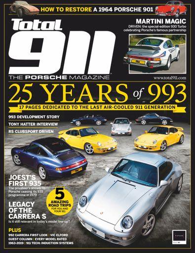 Total 911 digital cover