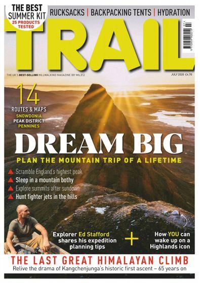 Trail digital cover