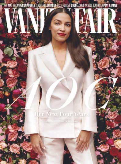 Vanity Fair UK digital cover