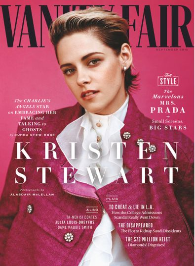 Vanity Fair UK digital cover