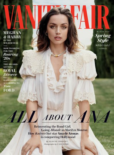 Vanity Fair digital cover