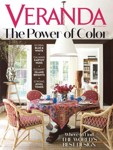 Veranda digital cover