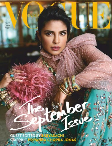 VOGUE India digital cover
