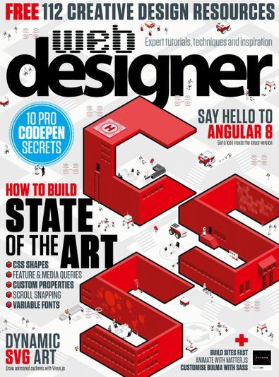 Web Designer digital cover