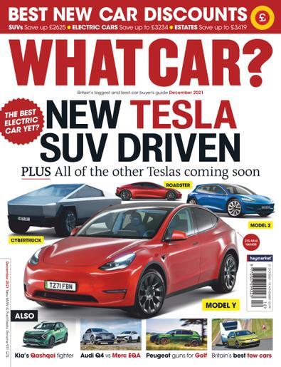 What Car? digital cover