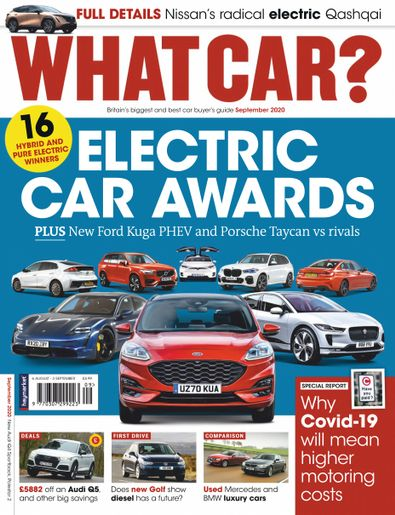 What Car? digital cover