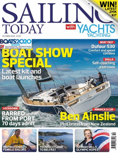 Yachts & Yachting magazine digital cover