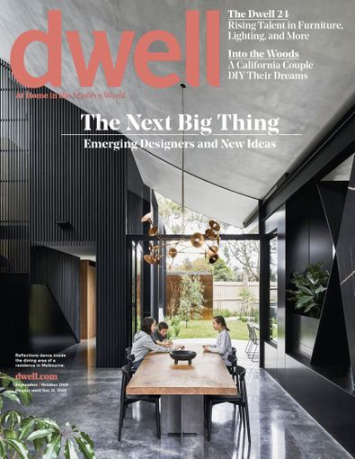 Dwell digital cover