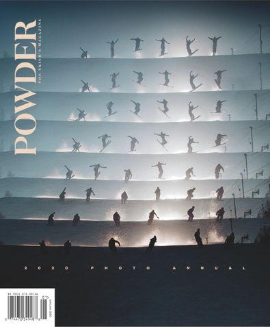 Powder digital cover