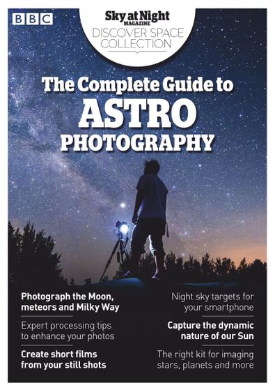 Complete Guide to Astrophotography digital cover