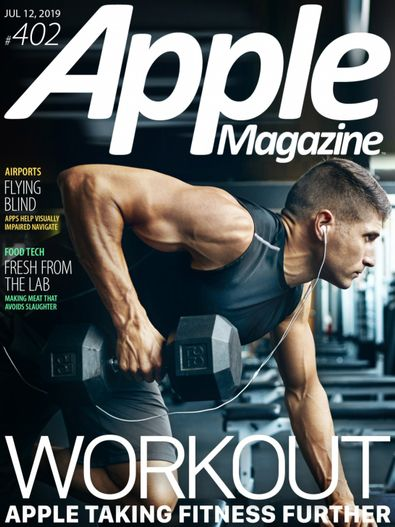 AppleMagazine digital cover