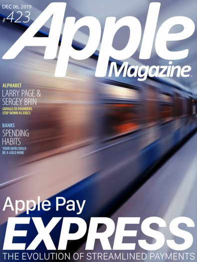 AppleMagazine digital cover