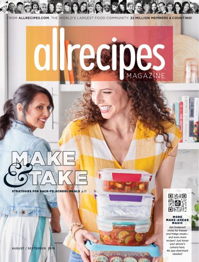 Allrecipes digital cover
