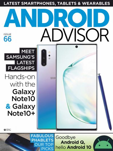 Android Advisor digital cover