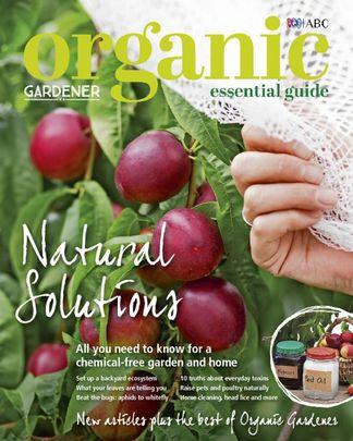ABC Organic Gardener Magazine Essential Guides digital subscription