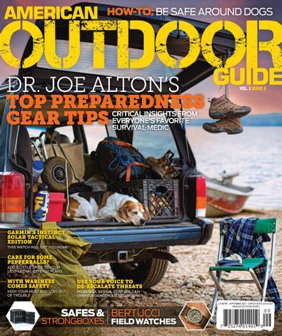 American Survival Guide digital cover