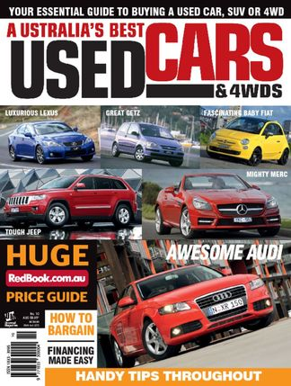 Australia's Best Used Cars & 4WDs digital cover