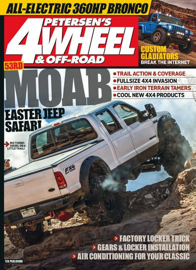 4 Wheel & Off Road digital cover