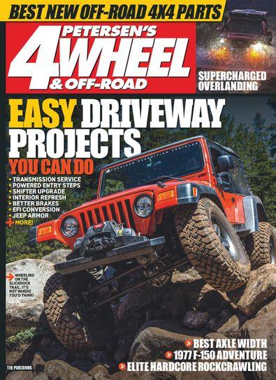 4 Wheel & Off Road digital cover