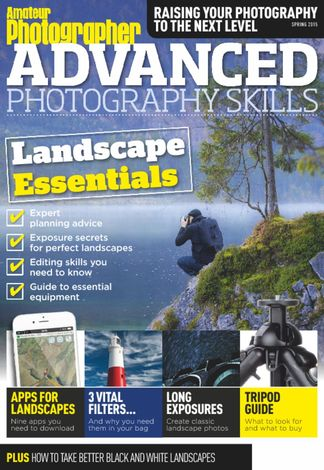Amateur Photographer Advanced Photography Skills. digital cover