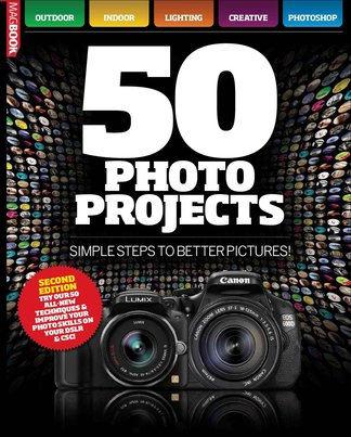 50 Photo Projects Vol 2 digital subscription