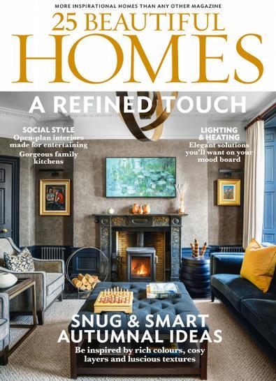 25 Beautiful Homes digital cover