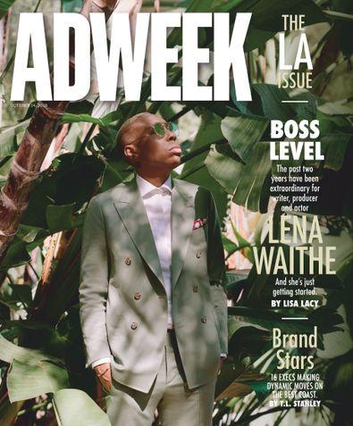 Adweek digital cover