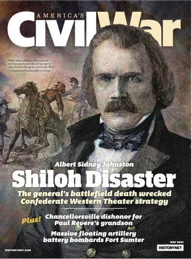 America's Civil War digital cover