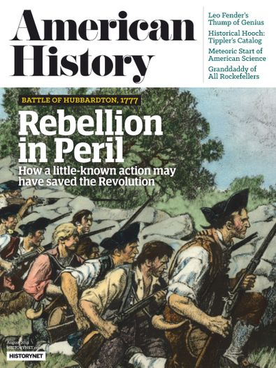American History digital cover
