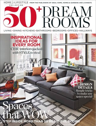 50 Dream Rooms digital subscription