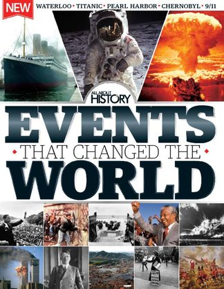 All About History Events That Changed The World digital cover